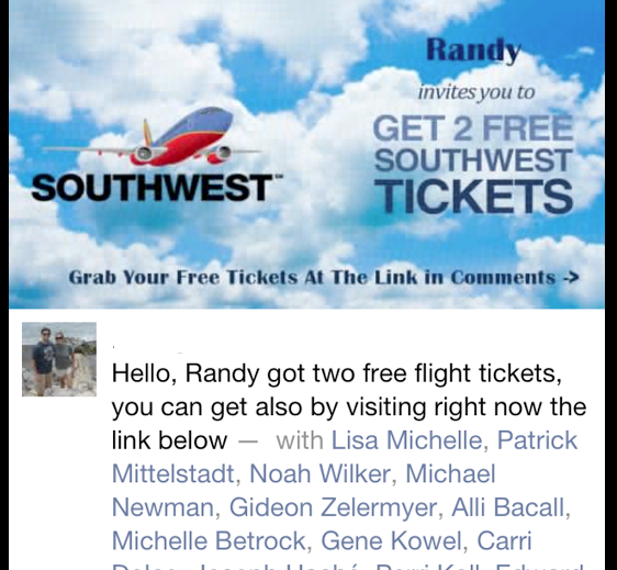 Two-free-tickets